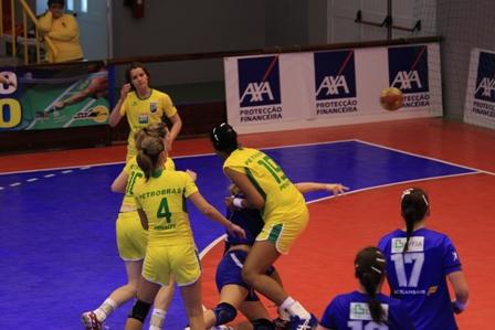 Torneio Internacional de Lagoa - Islândia : Brasil 7