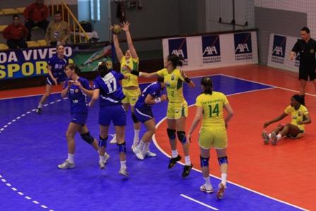 Torneio Internacional de Lagoa - Islândia : Brasil 31