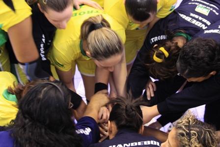 Torneio Internacional de Lagoa - Islândia : Brasil 3