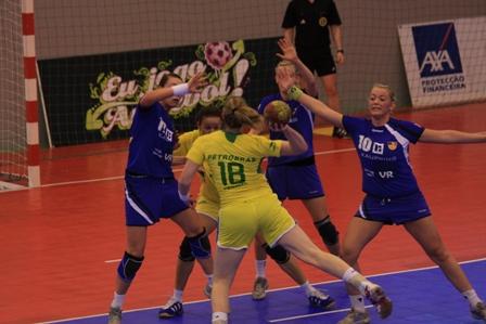 Torneio Internacional de Lagoa - Islândia : Brasil 14