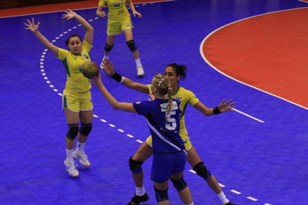 Torneio Internacional de Lagoa - Islândia : Brasil 23