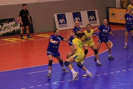 Torneio Internacional de Lagoa - Islândia : Brasil 10