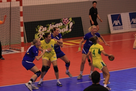 Torneio Internacional de Lagoa - Islândia : Brasil 11