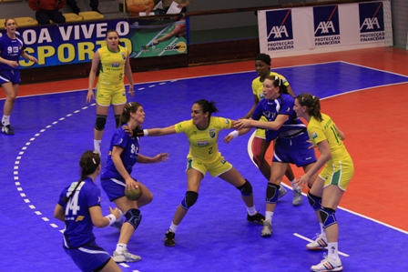 Torneio Internacional de Lagoa - Islândia : Brasil 29