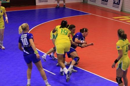 Torneio Internacional de Lagoa - Islândia : Brasil 5