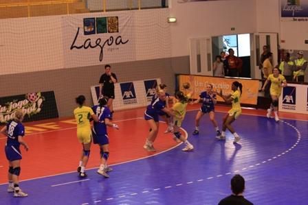 Torneio Internacional de Lagoa - Islândia : Brasil 27