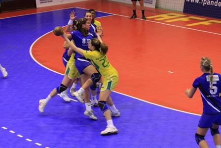 Torneio Internacional de Lagoa - Islândia : Brasil 30