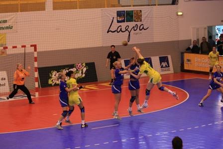 Torneio Internacional de Lagoa - Islândia : Brasil 24