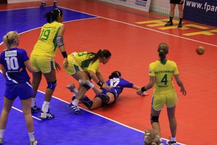 Torneio Internacional de Lagoa - Islândia : Brasil 6