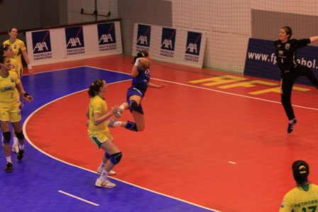 Torneio Internacional de Lagoa - Islândia : Brasil 25