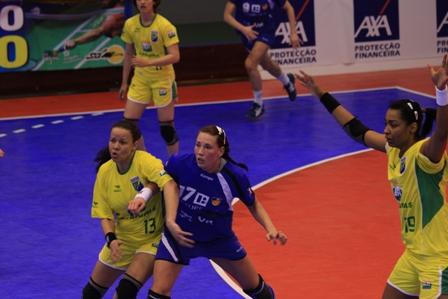 Torneio Internacional de Lagoa - Islândia : Brasil 8