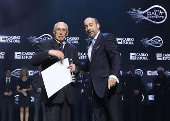 António Costa e Silva galardoado com Prémio de Mérito Desportivo - Personalidade do Ano