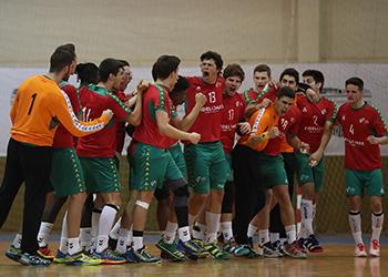 Seleção Sub-18 Masculina: Antevisão Portugal : Reino Unido