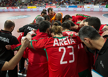 Seleção Nacional A Masculina - Foto Equipa