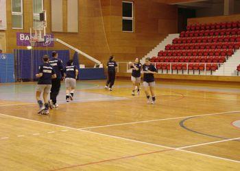 Selecção feminina de Portugal - treino no Funchal
