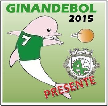 Cartaz Torneio Ginandebol 2015