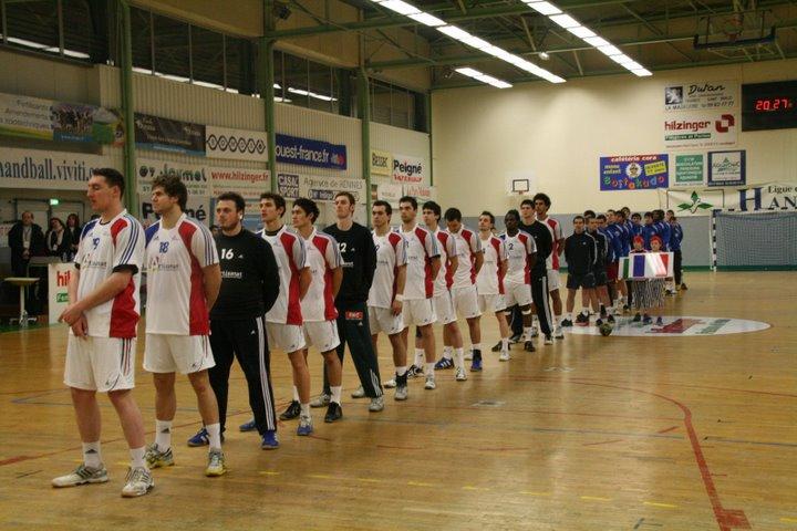 Portugal : França - Torneio 4 Nações 10