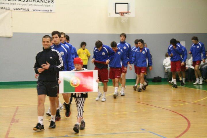 Portugal : França - Torneio 4 Nações 5