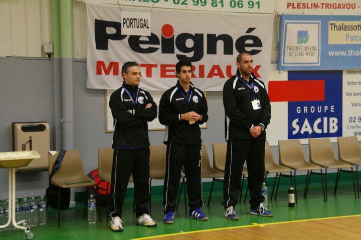 Portugal : França - Torneio 4 Nações 9