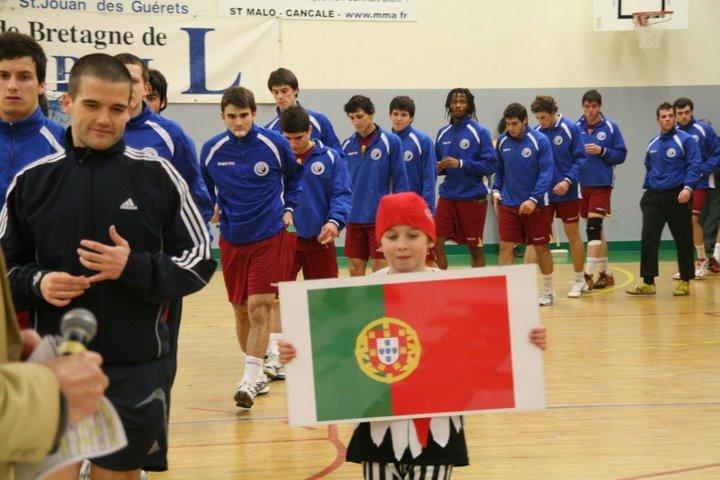 Portugal : França - Torneio 4 Nações 6