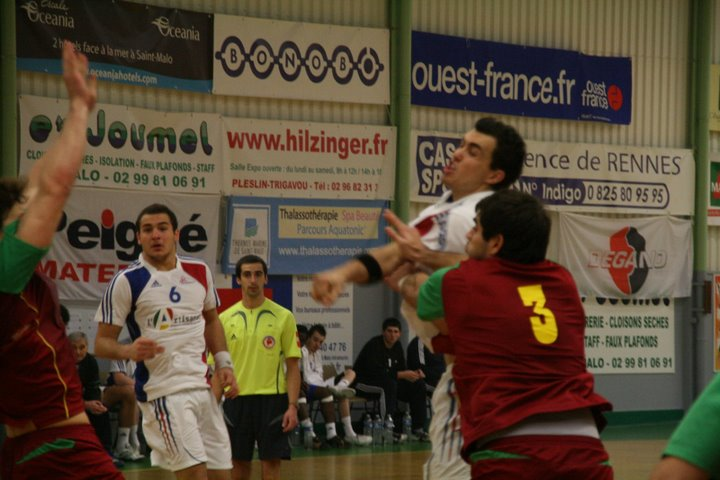 Portugal : França - Torneio 4 Nações 29