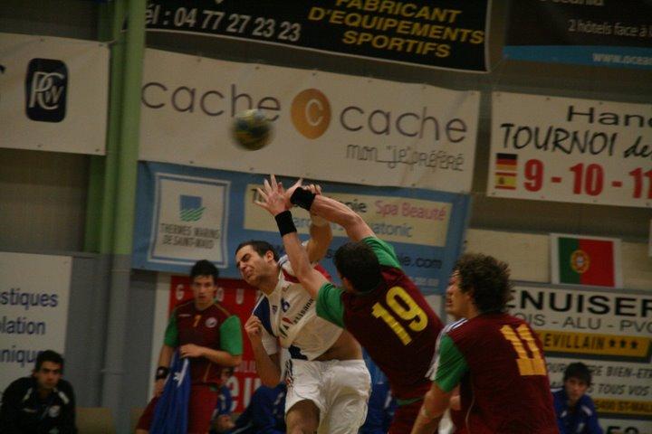 Portugal : França - Torneio 4 Nações 34
