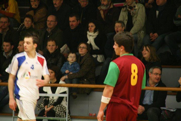 Portugal : França - Torneio 4 Nações 50