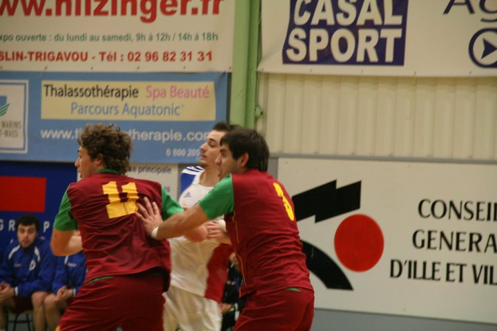Portugal : França - Torneio 4 Nações 16