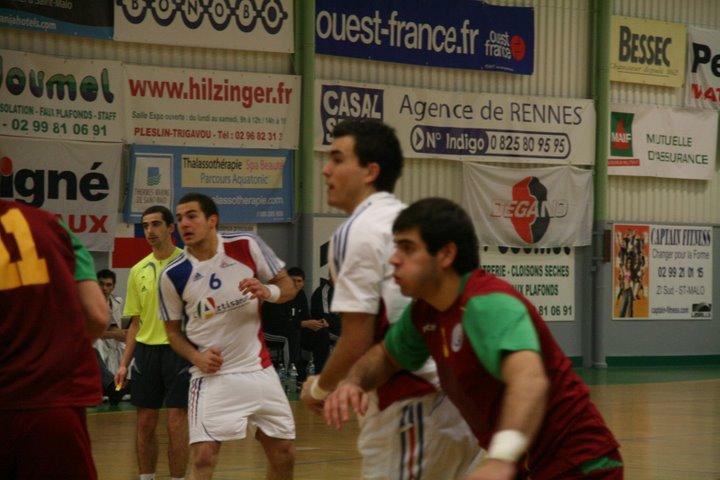 Portugal : França - Torneio 4 Nações 30