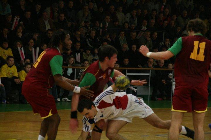 Portugal : França - Torneio 4 Nações 23