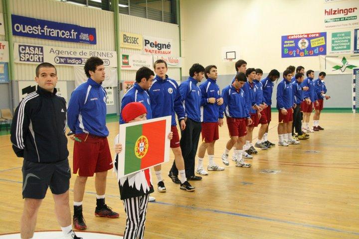 Portugal : França - Torneio 4 Nações 7