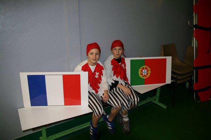 Portugal : França - Torneio 4 Nações 1