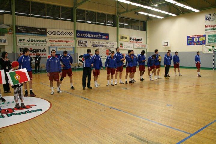 Portugal : França - Torneio 4 Nações 8