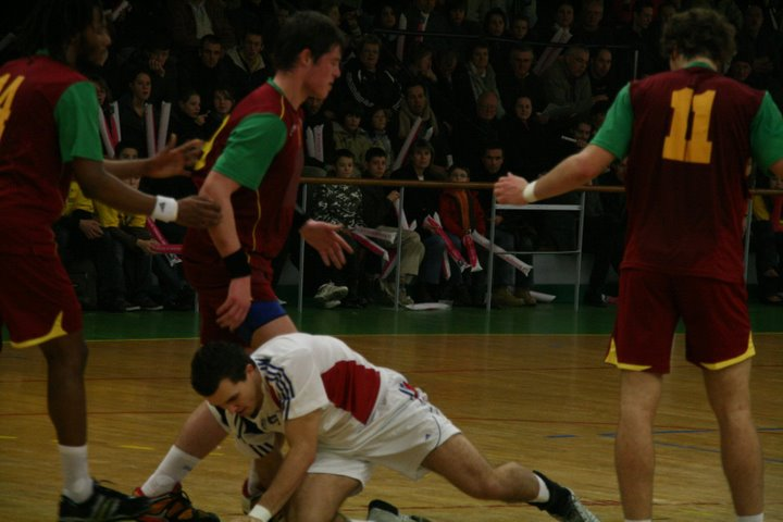 Portugal : França - Torneio 4 Nações 24