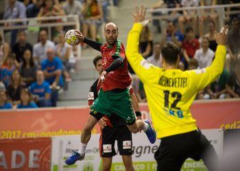 Fábio Antunes - Portugal : Alemanha - qualificação Europeu 2018