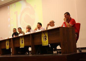Mesa Redonda no 10º Congresso Técnico Científico