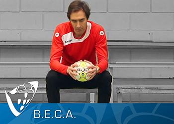 João Varejão - Treinador e Coordenador do BECA