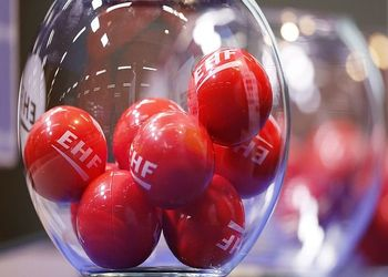 Bolas de sorteio EHF