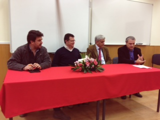 Assinatura de Protocolo entre a Federação e Agrupamento de Escolas Carolina Michaelis
