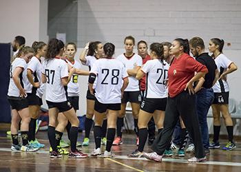Campeonato 1ª Divisão Feminina - Académico FC 2017/2018