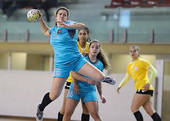 Campeonato 1ª Divisão Feminina - Maiastars x Juve Lis - 15ª Jornada