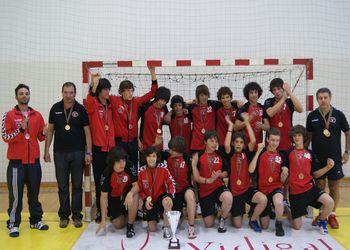 Juventude D. Lis - Campeão Nacional Iniciados Masculinos 2ª Divisão