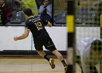 Campeonato Andebol 1 - ABC UMinho x Madeira SAD - 13ª Jornada