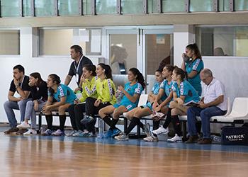 Campeonato 1ª Divisão Feminina - Maiastars 2017/2018