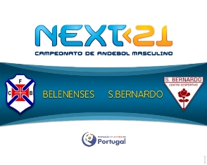 Logo Belenenses - S.Bernardo