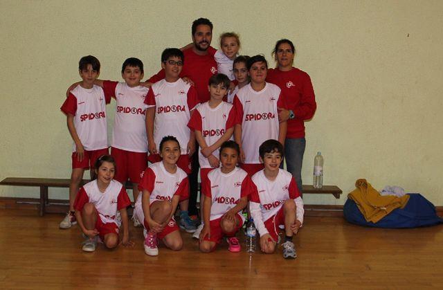 Bambis Handball Fest - Cautchu