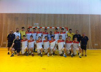 BEspanha - vencedores da 1ª Taça Ibérica - 14.07.13