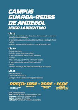 Campus Guarda Redes Hugo Laurentino 2