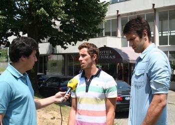 Seleção entrou em estágio em Guimarães
