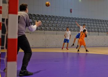 Campeonato Regional Norte de Andebol-5 da ANDDI - 2ª Divisão - 1ª Jornada - 01.02.18